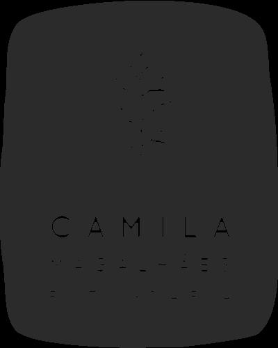 Logotipo de Camila Magalhães