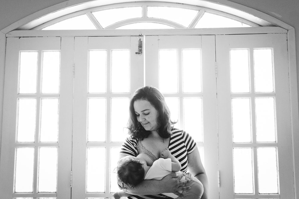 Imagem capa - Amamentação, minha experiência por Karla Custodio