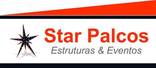 Logotipo de Star Palcos