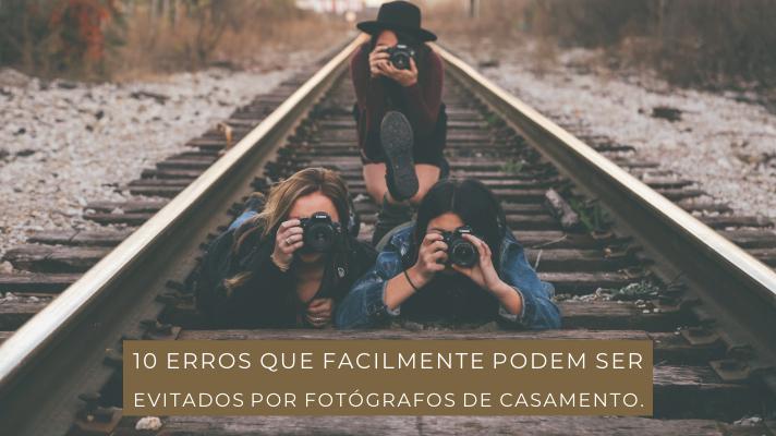 Imagem capa - 10 Erros que facilmente podem ser evitados por fotógrafos de casamento. por Vander Zulu & Cia