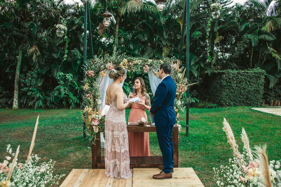 Imagem capa - Cerimônia de Casamento - Poluição Visual por Vander Zulu & Cia