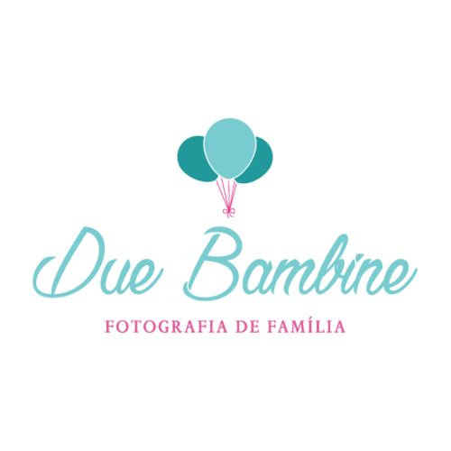 Logotipo de Due Bambine