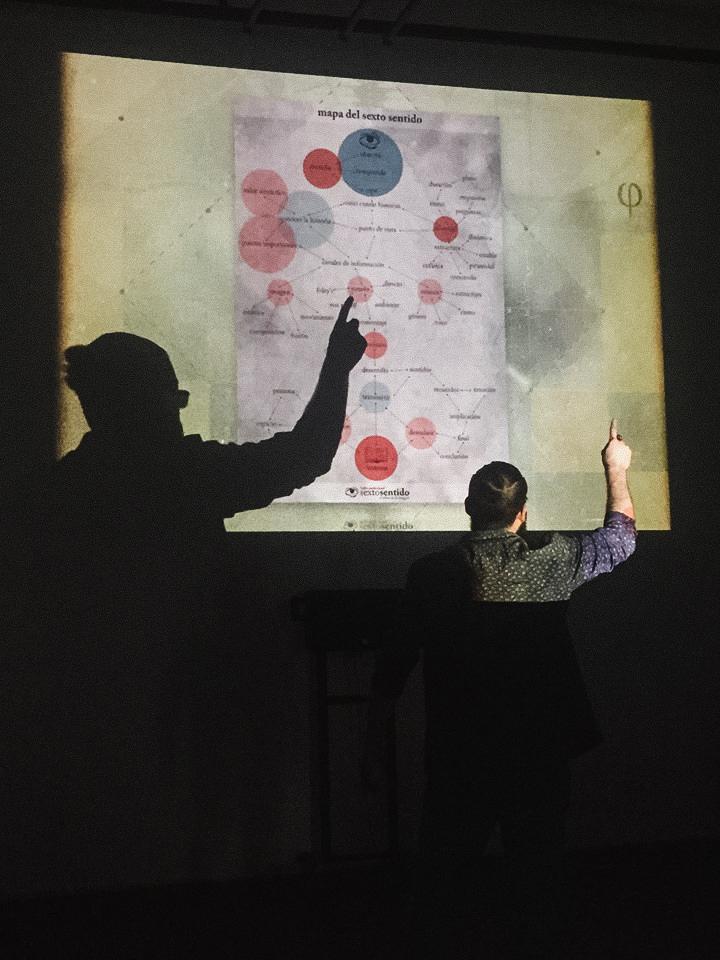 Imagem capa - Sexto sentido, taller audiovisual, Alejandro Huyro por Edward Bolívar Sánchez