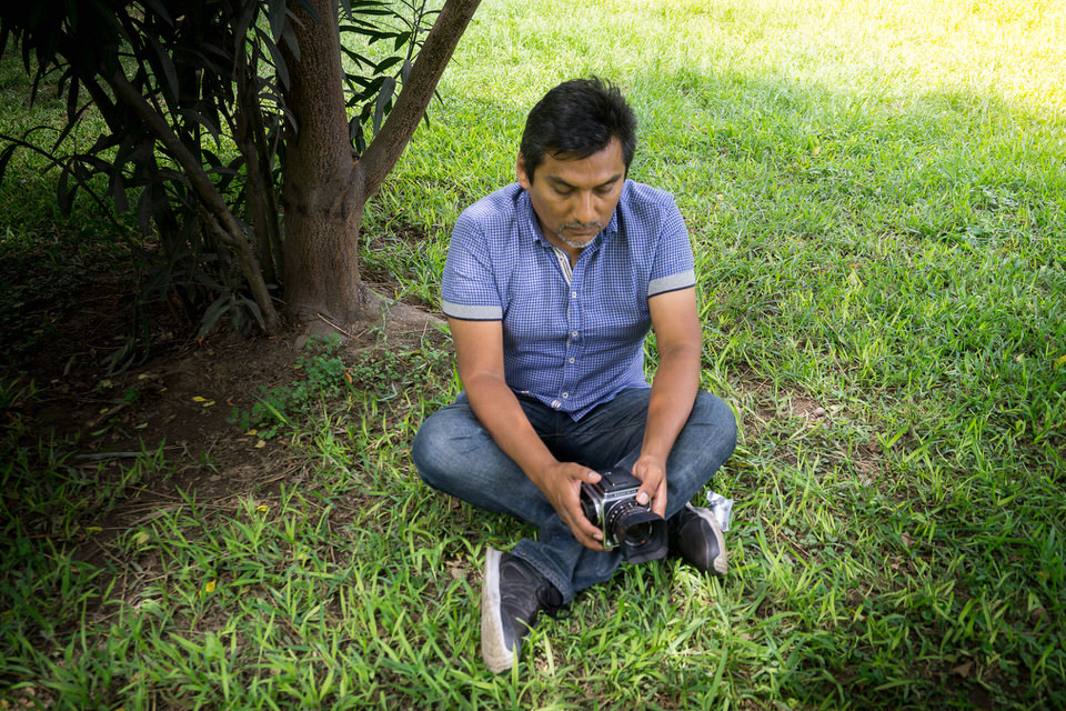 Imagem capa - Making-of Juan Tellez - Video Documental por Edward Bolívar Sánchez