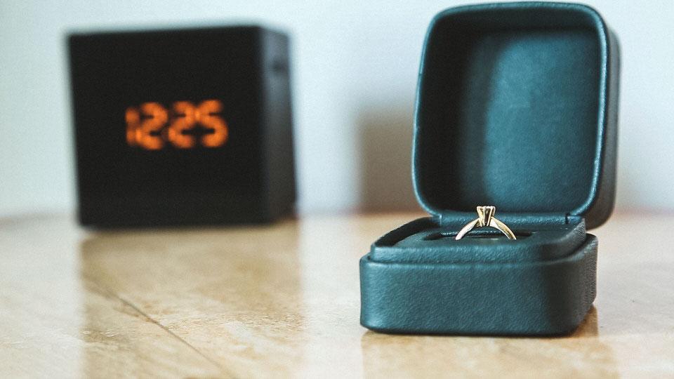 Imagem capa - Distribución del tiempo el día de la boda por Edward Bolívar Sánchez