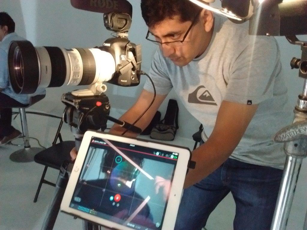 Imagem capa - Corre cámara!. Trabajos de publicidad por Edward Bolívar Sánchez
