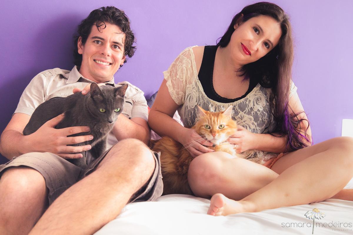 Imagem capa - Adoção de pets – A nossa história por Samara Medeiros Fotografia