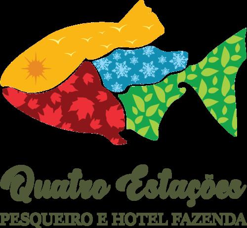 Logotipo de QUATRO ESTAÇÕES PESQUEIRO E HOTEL FAZENDA