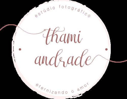 Logotipo de Estúdio Thami Andrade