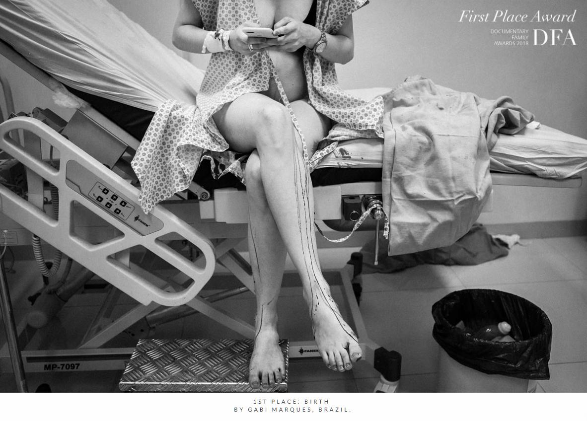 Imagem capa - Única fotógrafa brasileira premiada por Gabi Marques
