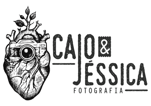 Logotipo de Caio e Jéssica Fotografia