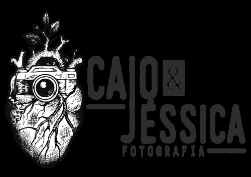 Logotipo de Caio e Jéssica Fotografia