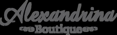 Logotipo de Alexandrina Boutique