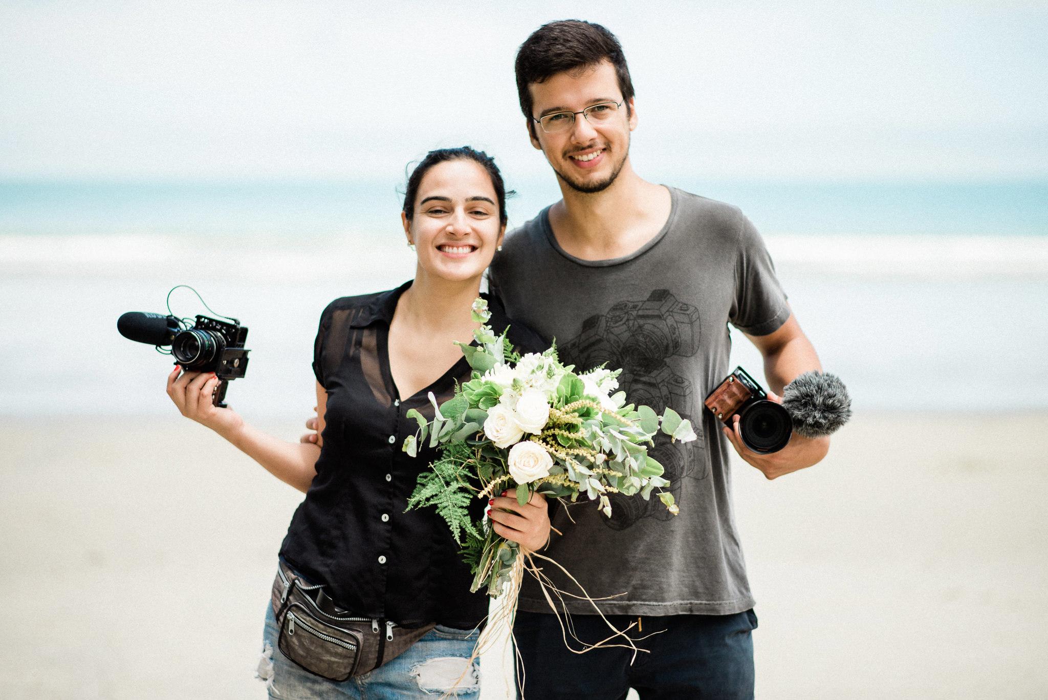 Contate Anne Filmes - Produtora de vídeo de casamento e histórias de amor