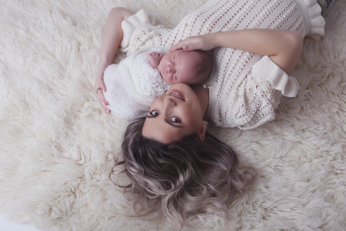 Imagem capa - Dicas Para Sua Sessão Newborn por Rafaela e Dimas