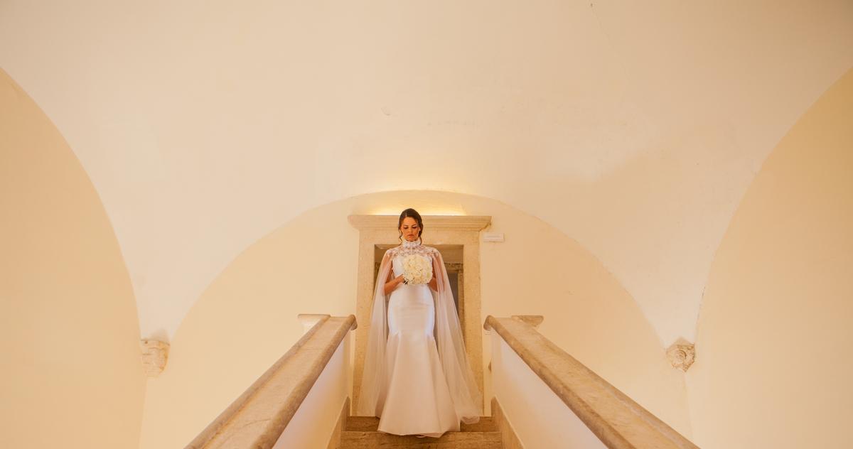 Imagem capa - Brasil adere a moda da Itália em casamentos encantadores e intimistas ❤ por cindia maria piraino