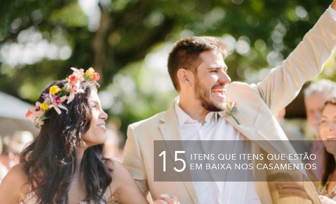 Imagem capa - Já deu: 15 itens que estão em baixa nos casamentos. por ESTÚDIO CHRISTIAN OLIVEIRA FOTOGRAFIA