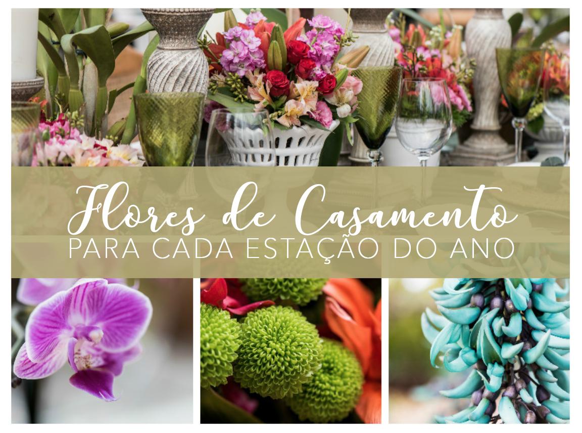 Imagem capa - Flores de casamento para cada estação do ano por CHRISTIAN OLIVEIRA