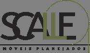 Logotipo de Móveis planejados em Florianópolis - SCALLE Indústria de Móveis