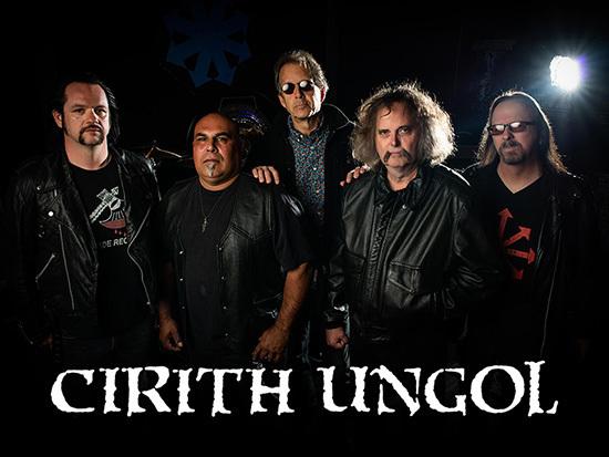 Imagem capa - Entrevista com Robert Garven (Cirith Ungol):
