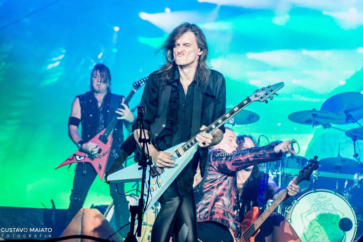 """Imagem capa - """"Foi o Sid Vicious quem me inspirou a criar o Helloween e o power metal!"""" – Entrevista com Michael Weikath (Helloween) por Gustavo Furtado Gonçalves Maiato"""