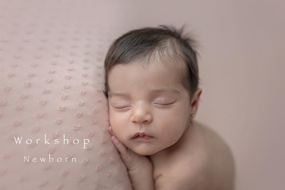 Imagem capa - Workshop Fotografia Newborn por Alessandra Riemer