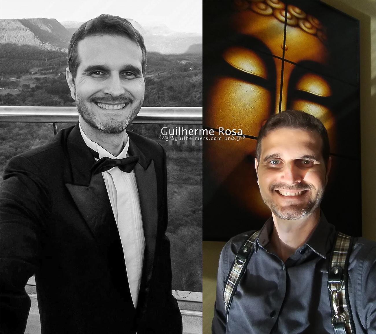 Sobre Guilherme Rosa fotógrafo em Porto Alegre - RS.