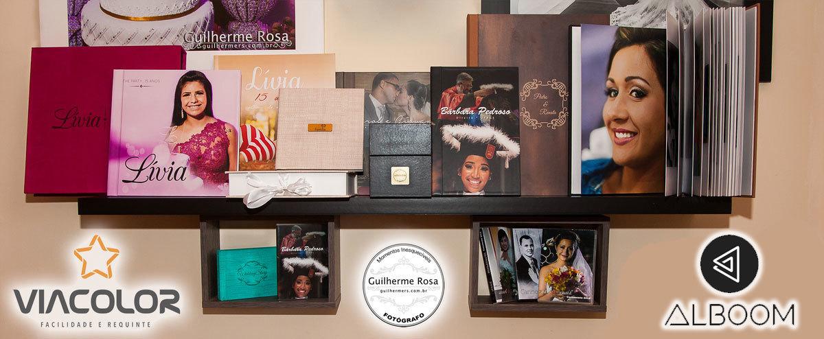 Imagem capa - Álbuns e caixas personalizadas  por Guilherme Rosa