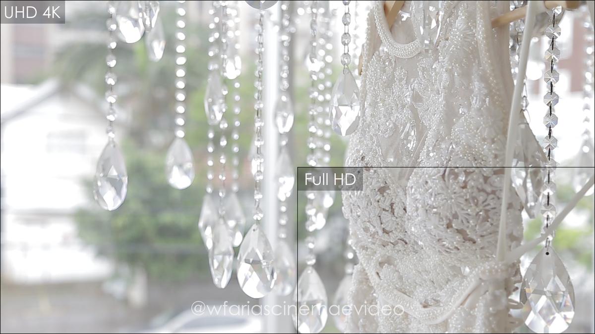 Imagem capa - Qual a diferença entre Full HD e UHD 4K? por W Farias Cinema e Vídeo