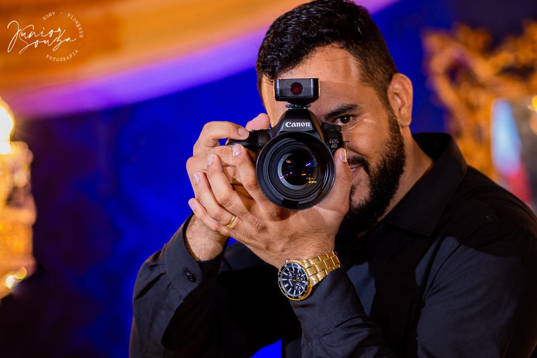 Sobre Junior Souza - Fotógrafo de casamento - Juazeiro BA