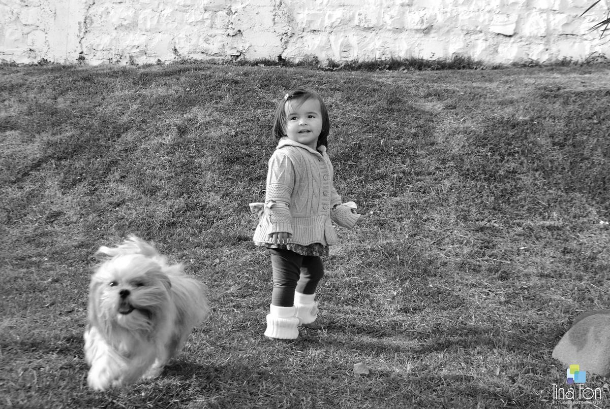 Imagem capa - A importância da fotografia no desenvolvimento da criança  por Tina Fon