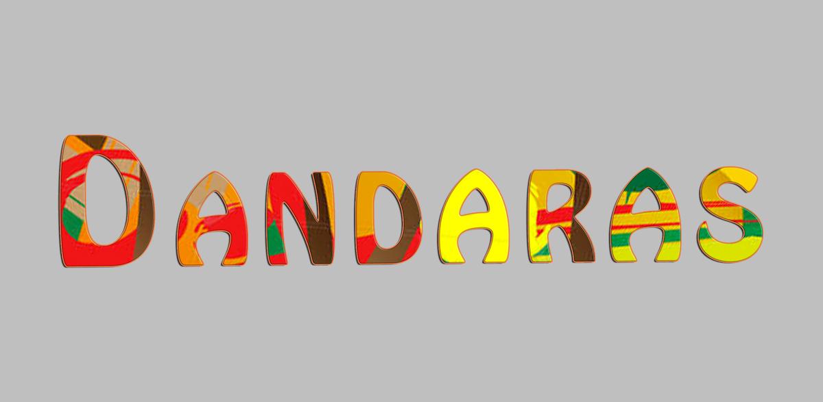 Imagem capa - As Dandaras  por Tina Fon
