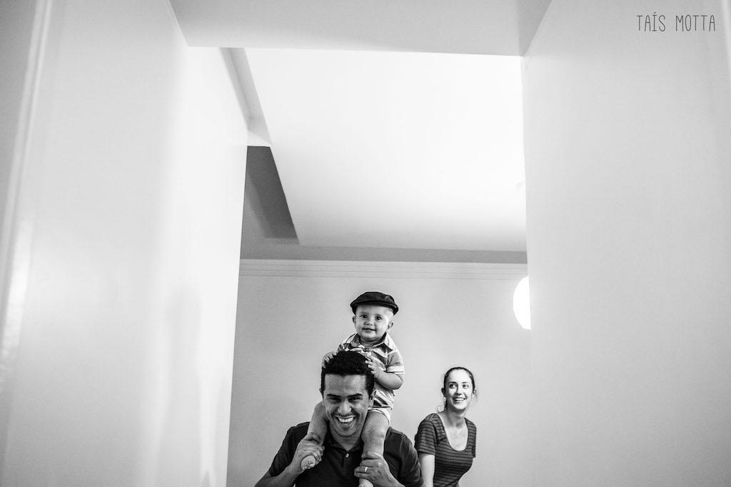 Imagem capa - Ensaio de Família - Sarah, Thiago e James por Tais Pietrobom Motta