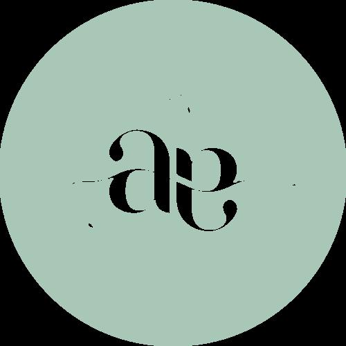 Logotipo de Aline Evelin