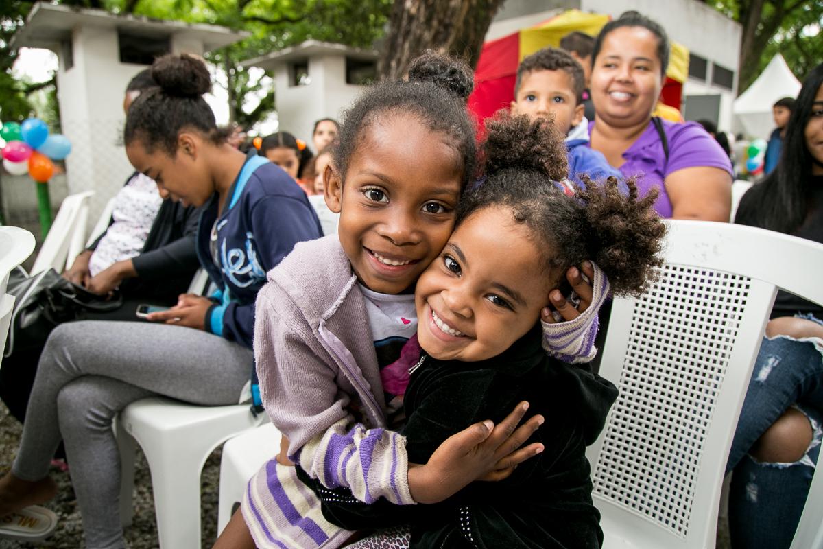 Imagem capa - VII Festa da Alegria - Hospital Infantil Darcy Vargas por Ana Paula Marques dos Santos