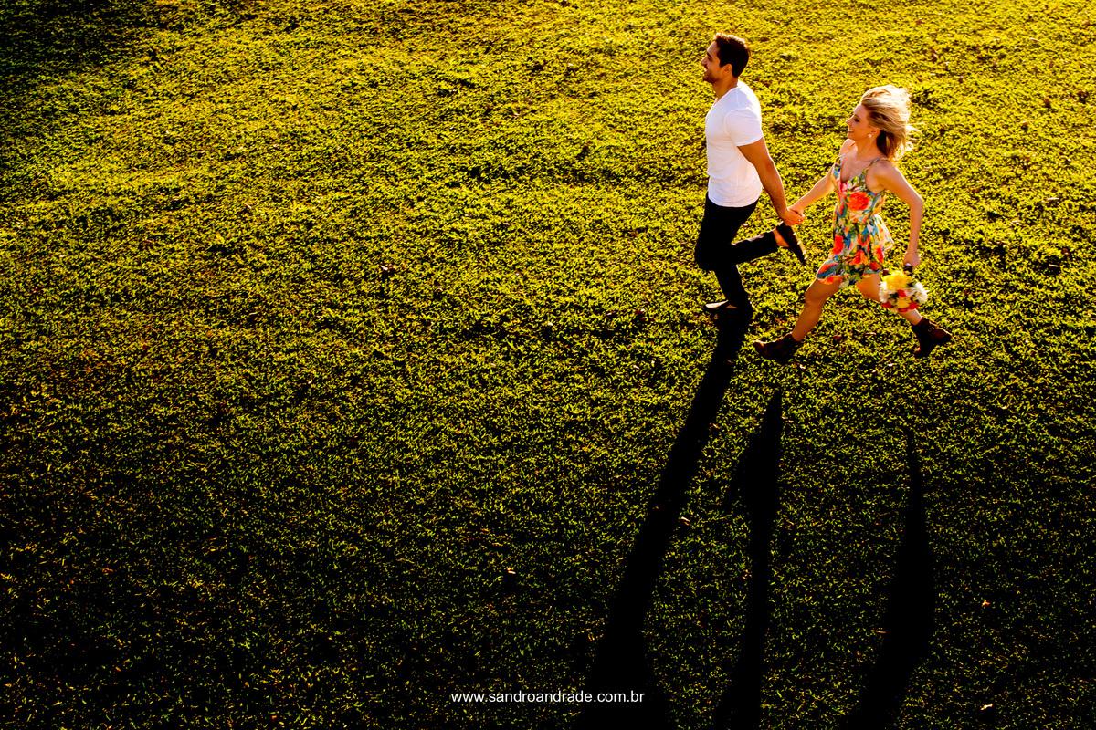 Andar ao teu lado amor meu, é o que quero para sempre, enquanto corremos felizes rumo ao inicio de uma nova vida