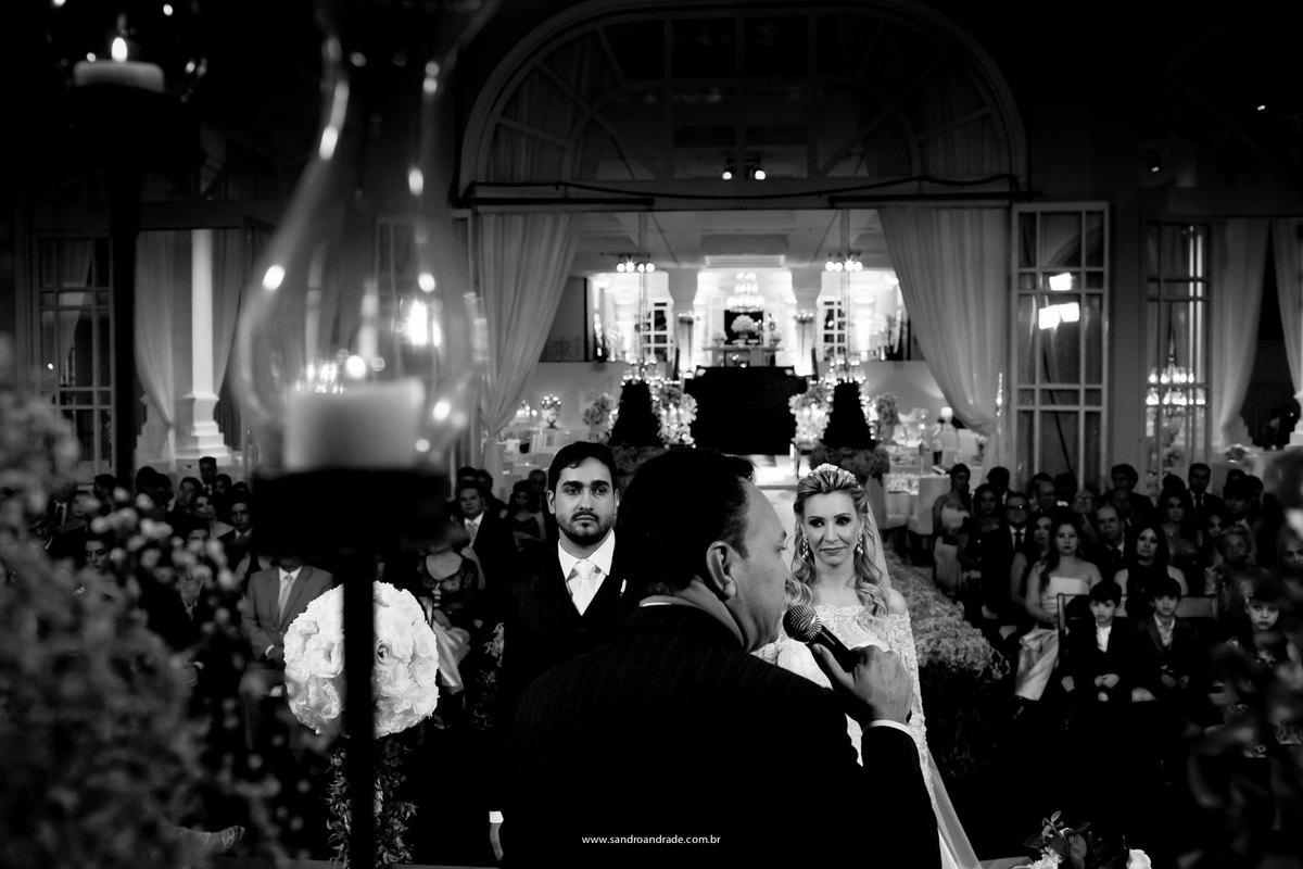 Feito por um dos melhores fotoógrafos de casamento do DF,  Sandro Andrade fez um belo trabalho.
