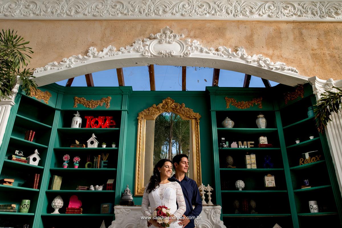 Ensaio Romantico na Villa Giardini este lugar belissimo de um casal encantador.