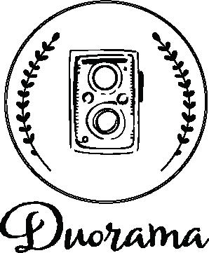 Logotipo de Duorama fotografia
