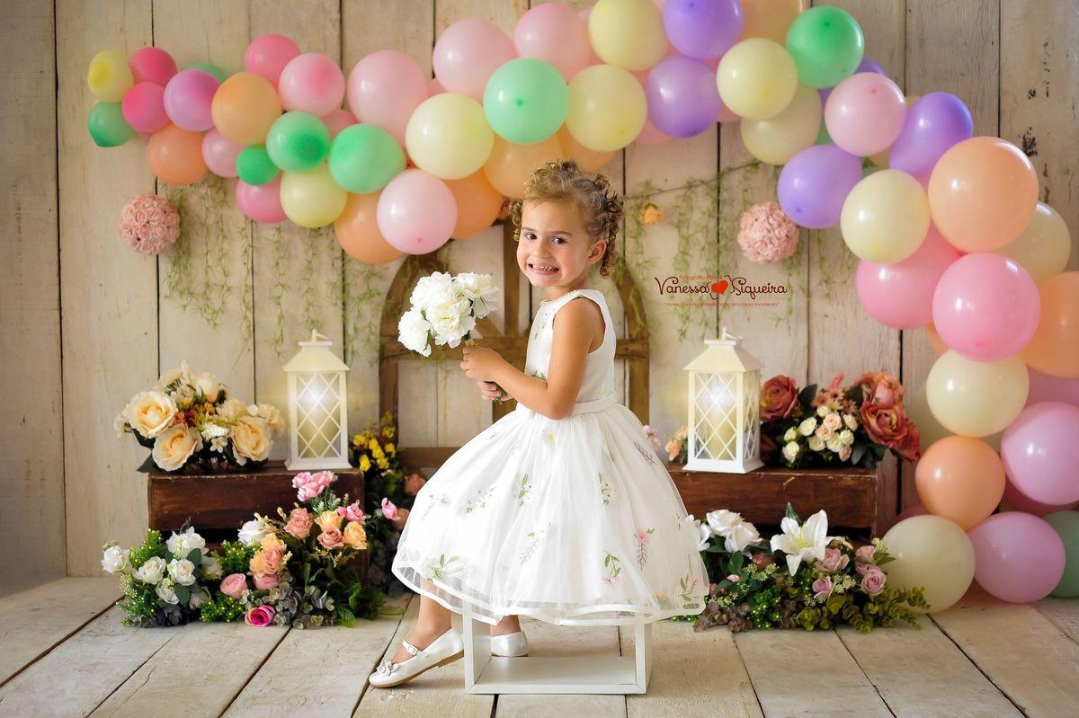 Imagem capa - Ensaio Temático Infantil Studio  por Studio Vanessa Siqueira fotografia