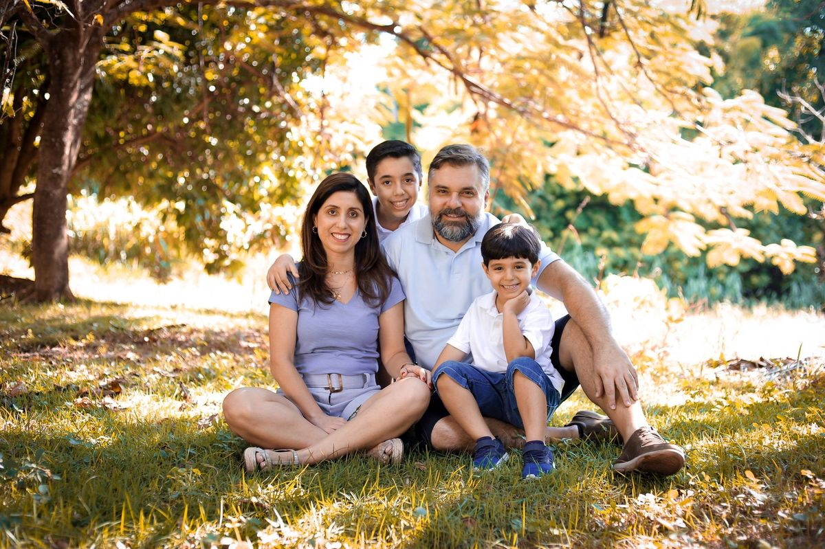 Imagem capa - Ensaio Externo Família por Studio Vanessa Siqueira fotografia