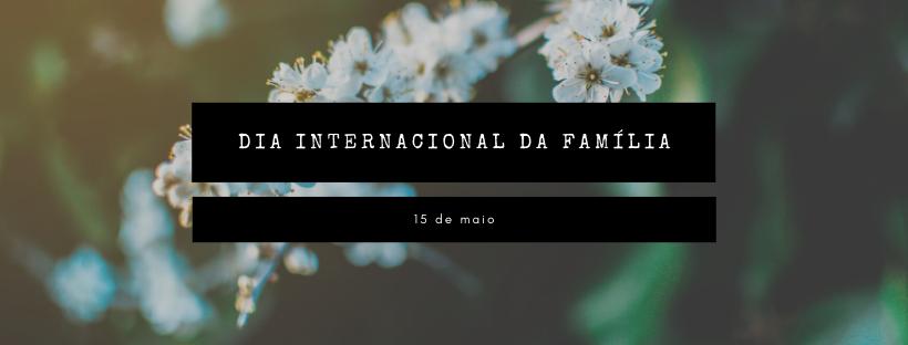 Imagem capa - Dia Internacional da Família - Não é sobre fotografia e sobre herança familiar por Bruna Fonseca