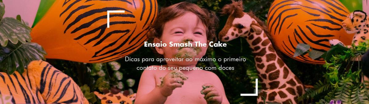 Imagem capa - Prepare seu bebê para o ensaio de Smash The Cake por Vanessa Durazzo