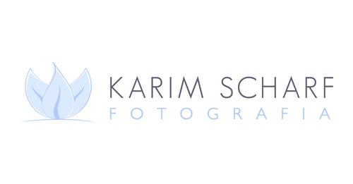 Logotipo de Karim Scharf Fotografia
