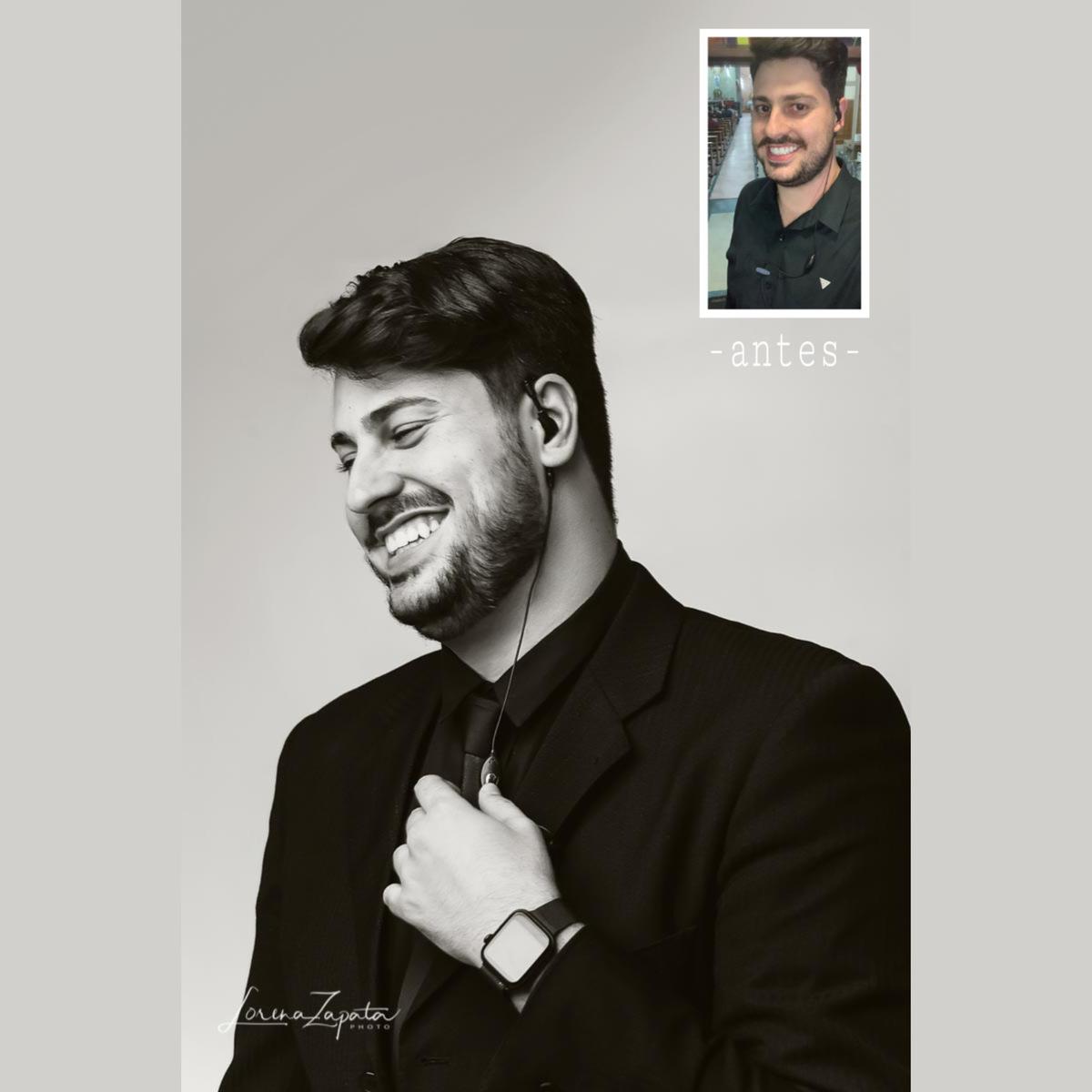 Imagem capa - Ensaio Corporativo para o Renan! por Lorena Zapata