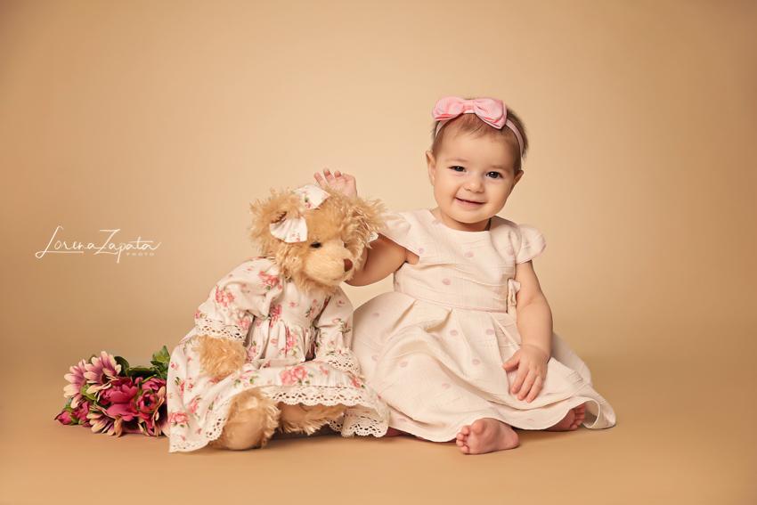 Imagem capa - 6 meses da Clarinha! por Lorena Zapata