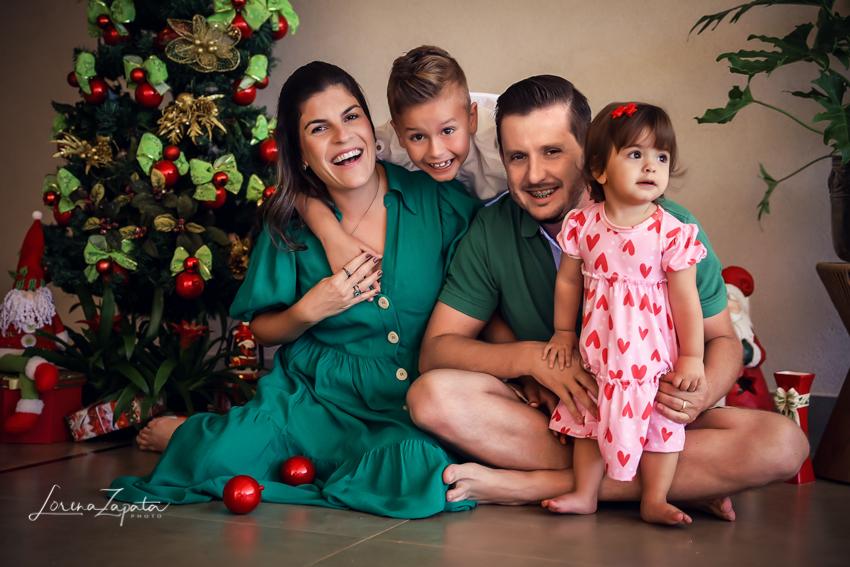 Imagem capa - Clima de Natal em Família! por Lorena Zapata