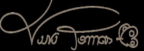 Logotipo de Vivi Tomas