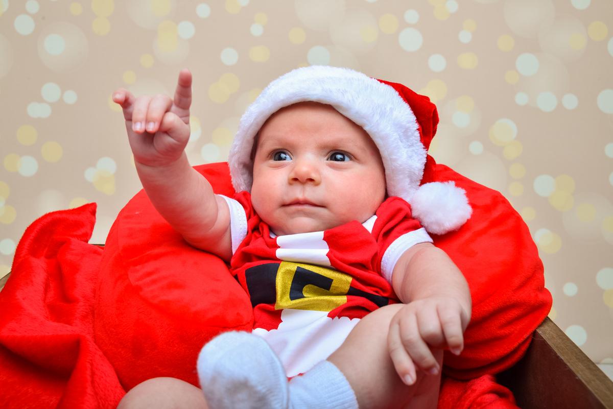 Imagem capa - Acredite em Papai Noel! por Foto Sete Fotografia de Partos e Famílias