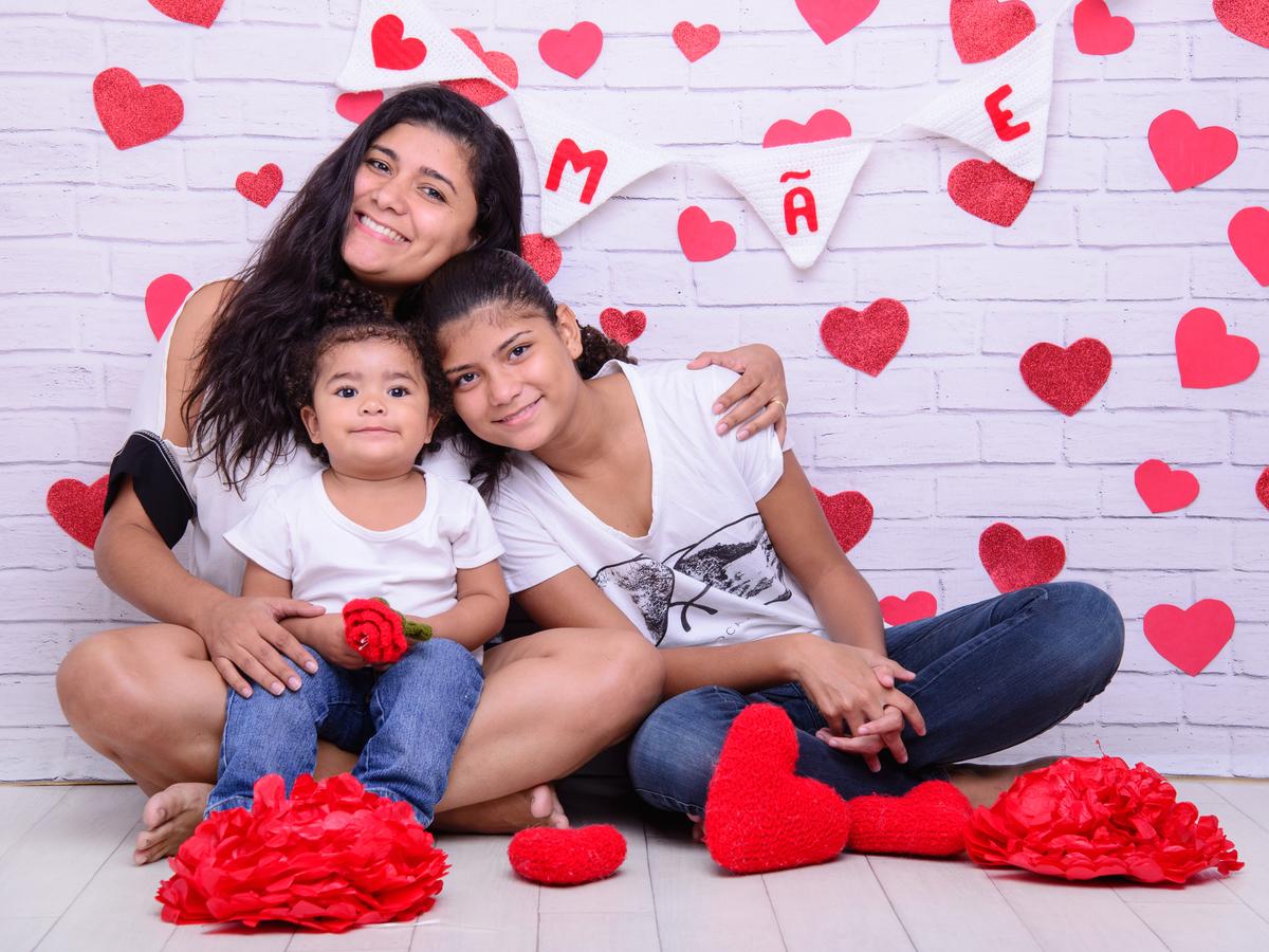 """Imagem capa - """"Por que o domingo das mães não é um domingo qualquer?"""" por Foto Sete Fotografia de Família"""